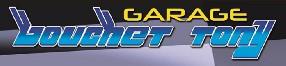 logo GARAGE BOUCHET TONY