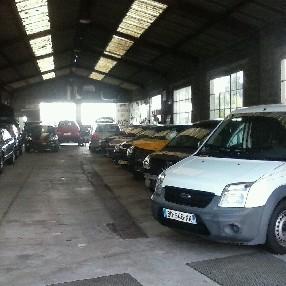 Garage PGA Vente de véhicules d'occasion  Le Theil