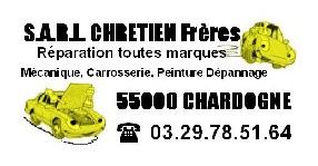 garage chretien Chardogne