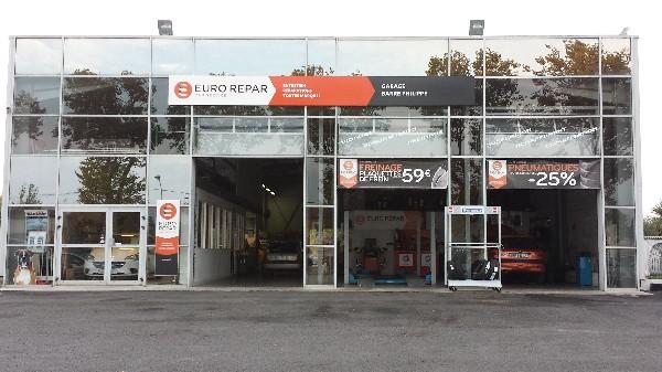 Bienvenue au garage BARRE Philippe agent EUROREPAR . Entretien et réparation véhicules toutes marques.